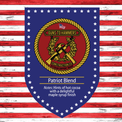 Serda's Coffee Patriot Blene