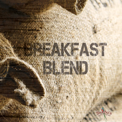 Serda's Coffee Breakfast Blend