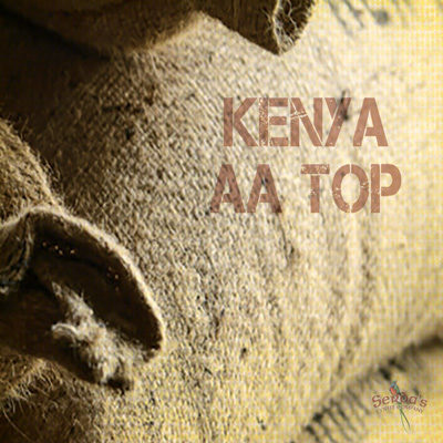 Serda's Coffee Kenya AA Top