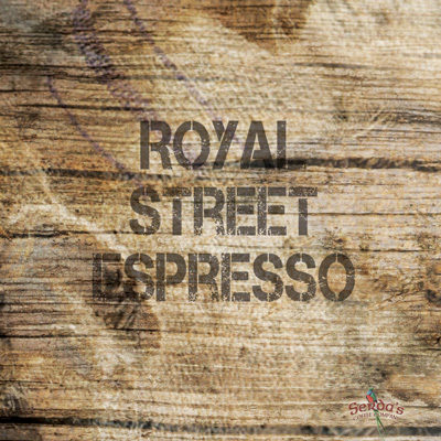 Serda's Coffee Royal Street Espresso
